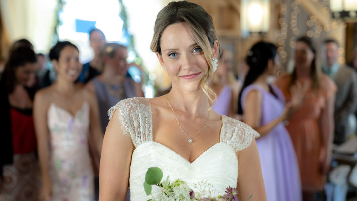"Exclusive: An Interview With Merritt Patterson From Hallmark Channel's ""Wedding March 4: Something Old, Something New"""